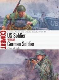 Combat: US Soldier vs German Soldier - Pre-Order Item #OSPCBT48