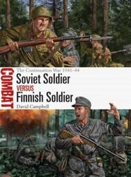 Combat: Soviet Soldier vs Finnish Soldier - Pre-Order Item #OSPCBT49