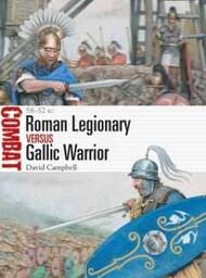 Combat: Roman Legionary vs Gallic Warrior #OSPCBT55