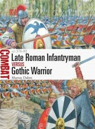 Combat: Late Roman Infantryman vs Gothic Warrior #OSPCBT56