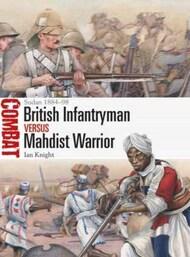 Combat: British Infantryman vs Mahdist Warrior Sudan 1884-98 OSPCBT58