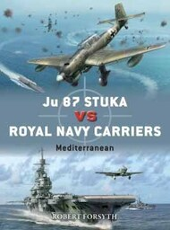 Duel: Ju.87 Stuka vs Royal Navy Carriers Mediterranean #OSPD111