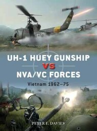 Duel: UH1 Huey Gunship vs NVA/VC Forces Vietnam 1962-75 #OSPD112
