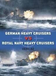 Duel: German Heavy Cruisers vs Royal Navy Cruisers 1939-42 #OSPD113