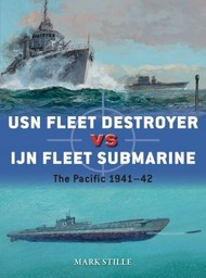 Duel: USN Fleet Destroyer vs IJN Fleet Submarine The Pacific 1941-42 #OSPD90