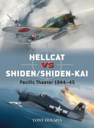 Duel: F6F Hellcat vs N1K1/2 Shiden/Shiden-Kai Pacific 1945 #OSPD91