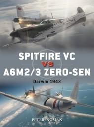 Duel: Spitfire Vc vs A6M2 Zero-sen Darwin 1943 #OSPD93