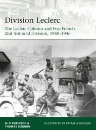 Elite: Division Leclerc Free French 2nd Armoured Division 1943-46 #OSPE226