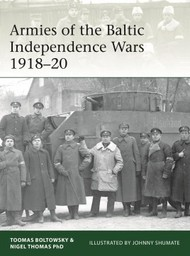 Elite: Armies of the Baltic Independence Wars 1918-20 #OSPE227