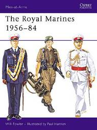 Osprey Publications   N/A Royal Marines 1956-84 OSPMAA156