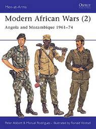 Osprey Publications   N/A Modern African Wars: Angola & Mocambique 1961-74 OSPMAA202