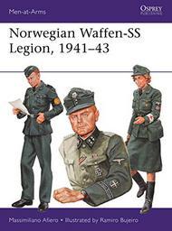 Men at Arms: Norwegian Waffen-SS Legion 1941-43 #OSPMAA524