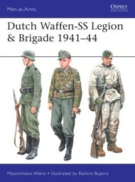 Men at Arms: Dutch Waffen-SS Legion & Brigade 1941-44 - Pre-Order Item #OSPMAA531