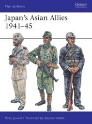 Men at Arms: Japan's Asian Allies 1941-45 - Pre-Order Item #OSPMAA532
