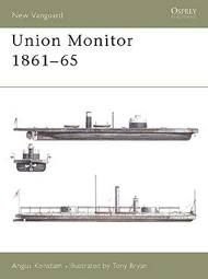 Osprey Publications   Union Monitor 1861-65 OSPNVG45
