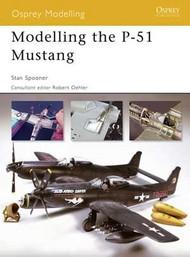Osprey Modelling: Modelling P-51 Mustang #OSPOM34