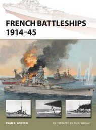 Vanguard: French Dreadnoughts & Fast Battleships 1914-70 #OSPV266