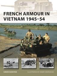 Vanguard: French Armour in Vietnam 1945-54 #OSPV267