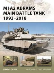 Vanguard: M1A2 Abrams Main Battle Tank 1993-2018 #OSPV268