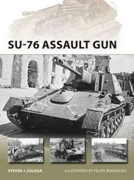 Vanguard: Su-76 Assault Gun #OSPV270