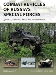 Vanguard: Combat Vehicles of Russia's Special Forces - Pre-Order Item #OSPV282