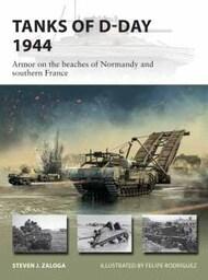 Vanguard: Tanks of D-Day 1944 #OSPVNG296