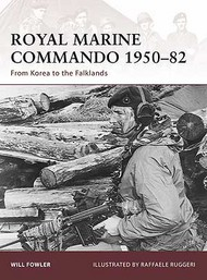 Osprey Publications   N/A Warrior: Royal Marine Commando 1950-1982 - From Korea to the Falklands OSPW137