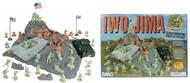 Playsets  54mm 54mm Iwo Jima Diorama Playset (60+pcs) (Boxed) (BMC Toys) PYS40013