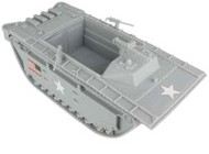 Playsets  54mm 54mm Amtrac Tank (BMC Toys) PYS49991