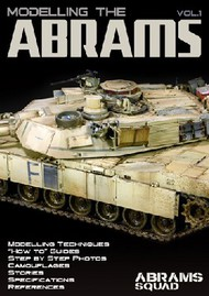 PLA Editions   Abrams Squad: Modelling the Abrams Vol.1 PED1002