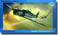 Pacific Coast Models  1/32 Focke-Wulf Fw.190A-4 PCM32011A4