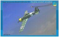 Pacific Coast Models  1/48 Macchi C.200 Series VII PCM48001