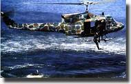 Panda Models  1/35 UH-IN Gun Ship USAF/USMC PDAA35009