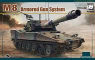 M8 Armored Gun System Light Army Tank #PDA35039