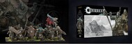 Para Bellum Wargames  38mm 38mm Conquest Wadrhun: Braves Plastic Figure Kit (12 w/stands & bases) PBW9002