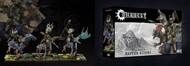 Para Bellum Wargames  38mm 38mm Conquest Wadrhun: Raptor Riders Plastic Figure Kit (3 Mtd w/stands & bases) PBW9003