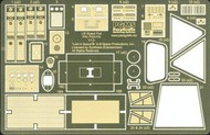 LiS: Space Pod Photo-Etch & Decal Set for MOE #PGX103