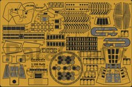 Paragrafix Modeling Systems  1/350 Star Trek: USS Enterprise Refit Photo-Etch Set for PLL PGX111