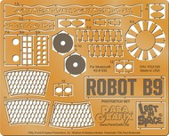 Paragrafix Modeling Systems  1/6 LiS: Robot B9 Photo-Etch Set for MOE PGX185