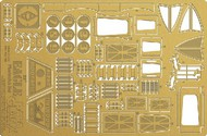"""Paragrafix Modeling Systems  1/48 Space 1999: Eagle 22"""" Transporter Photo-Etch Set for MPC PGX199"""