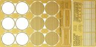 Paragrafix Modeling Systems  1/43 DeAgostini Millennium Falcon Engine Vents Photo-Etch Set PGX206
