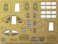 Space 1999: Eagle Transporter Photo-Etch Set #2 for MPC #PGX227