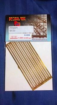 Part Accessories  1/400 Railing 1/400 (2 lines) PTX009