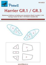 Harrier GR.1/GR.3/AV-8 Mask #PEE144025