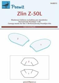 Zlin Z-50L Masks #PEE48015