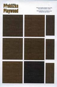 Plywood - Beech #PEE49003