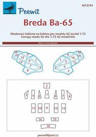 reda Ba.65A-80 masks #PEE72194