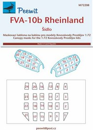 FVA-10b Rheinland Mask #PEE72208