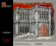 Gothic City Building Large Set #PGH4923