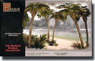Palm Trees w/Fna Leaf (5